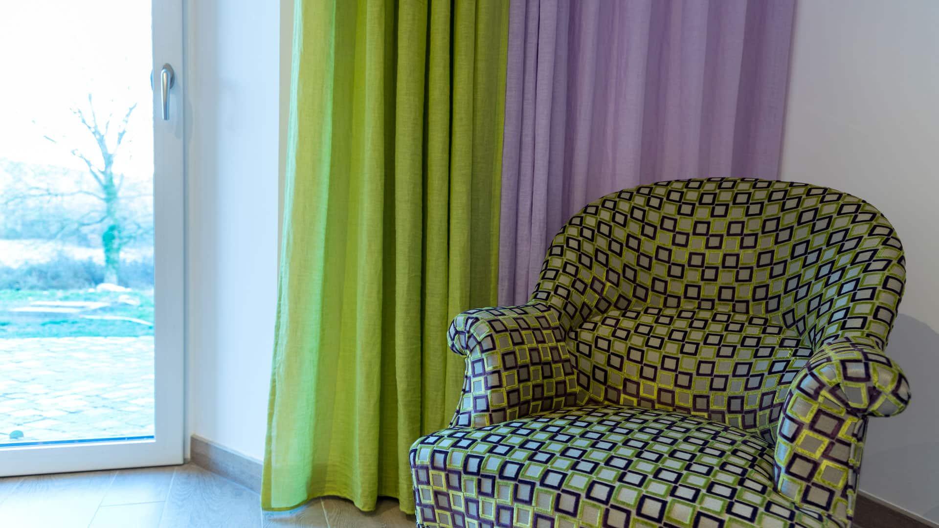 fauteuil chambre hôtes