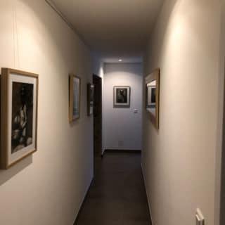couloir maison hôtes