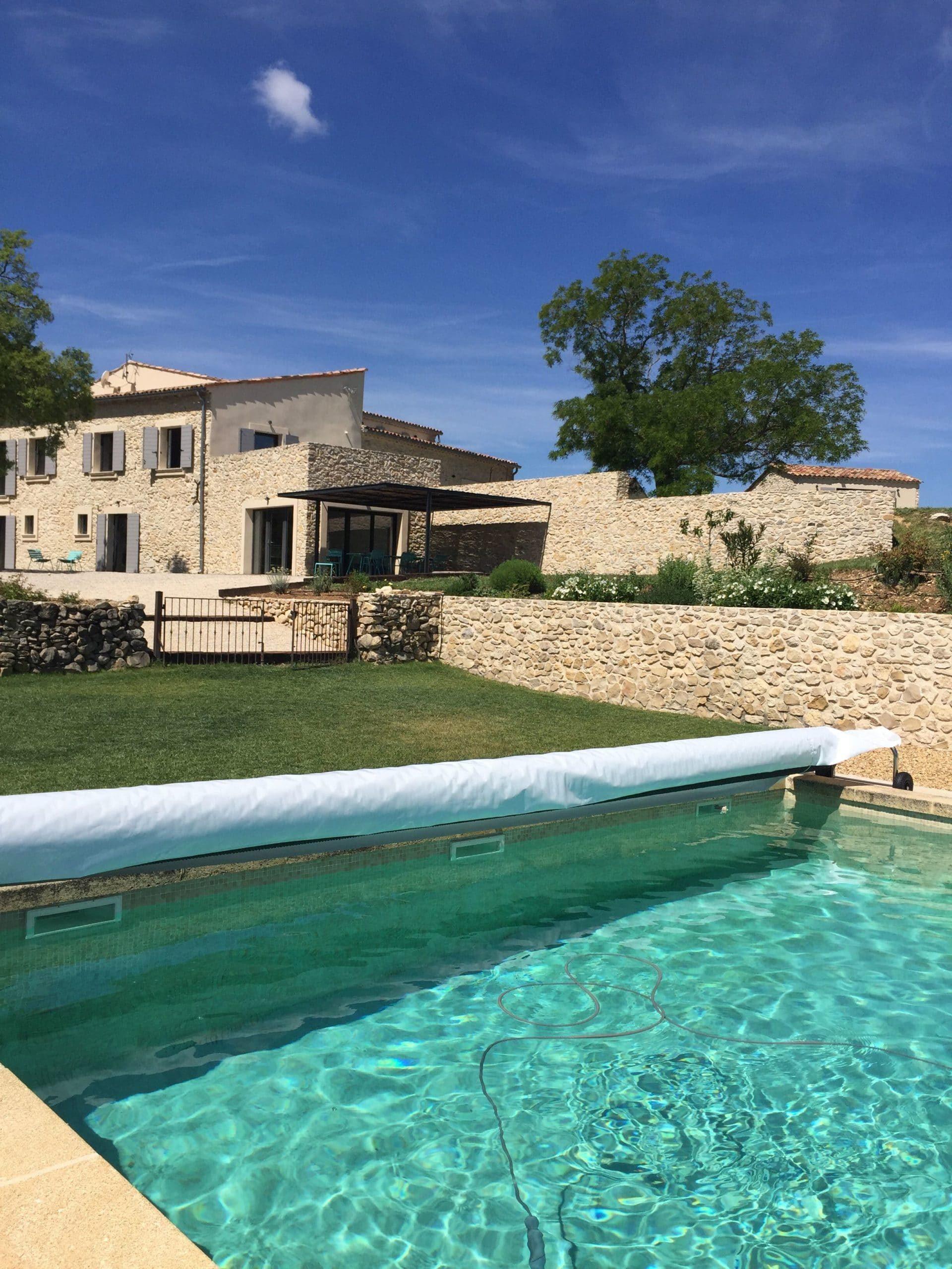 maison-hôtes-piscine-Venelles-Aix-en-Provence